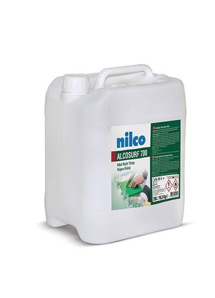Nilco Alcosurf 700 Alkol Bazlı Yüzey Hijyen