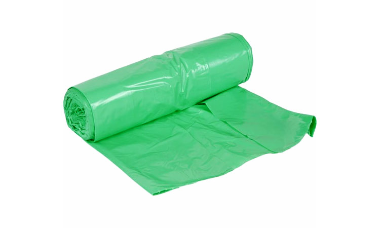 E 2092 Orta Boy Yeşil Bahçe Atık Çöp Torbası