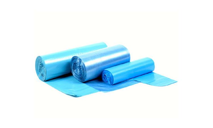 E2091 Orta Boy Mavi Endüstriyel Çöp Torbası