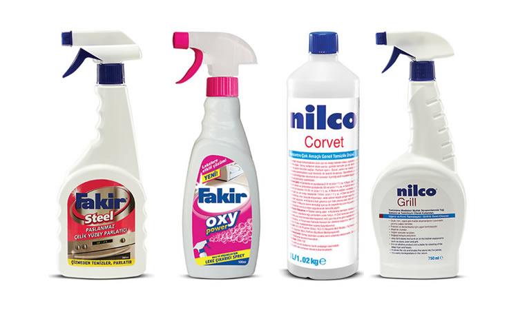 Temizlik Ürünleri Satışı