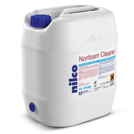 Nonfoam Cleaner